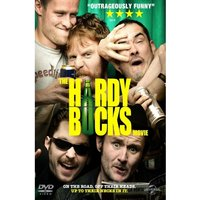The Hardy Bucks Movie DVD