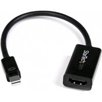 Mini DisplayPort  to HDMI 4K Audio / Video Converter   mDP 1.2 to HDMI Active Adapter for UltraBook  / Laptop    4K @ 30 Hz -...