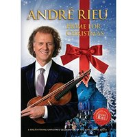 Andre Rieu: Home for Christmas DVD (Region Free)