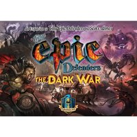 Tiny Epic Defenders: The Dark War Expansion Board Game
