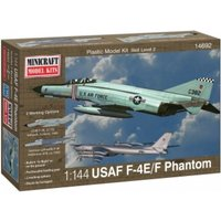 Minicraft Models USAF F-4E/F Phantom