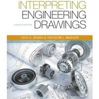 Interpreting Engineering Drawings: An Introduction to Biological Psychology by Ted Branoff, Jay Helsel, Cecil H. Jensen...
