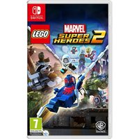 Lego Marvel Superheroes 2 Nintendo Switch Game
