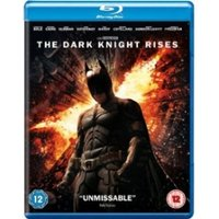 Batman The Dark Knight Rises Blu-ray + UV Copy