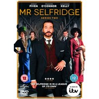 Mr Selfridge Series 2 DVD