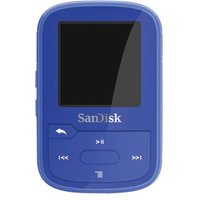 SanDisk Clip Sport Plus 16GB, Blue