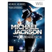 Ex-Display Michael Jackson The Experience Game