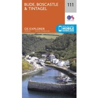 Bude, Boscastle and Tintagel : 111