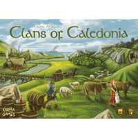 Clans of Caledonia Board Game
