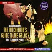 The Hitchhiker's Guide to the Galaxy Tertiary Phase Audio Book CD