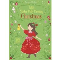 Little Sticker Dolly Dressing Christmas