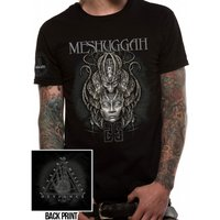 Messuggah 25 Years T-Shirt Small - Black