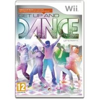 Get Up And Dance Lets Party! Game