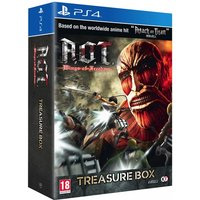 Attack On Titan (A.O.T) Wings Of Freedom Treasure Box PS4 Game