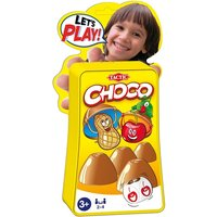 Lets Play - Choco Board Game