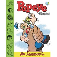 Popeye Classics: Volume 11: The Giant & More Hardcover