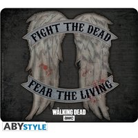 The Walking Dead - Daryl Wings Mouse Mat