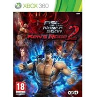 Fist of the North Star Kens Rage 2 Game