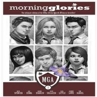 Morning Glories Compendium Paperback