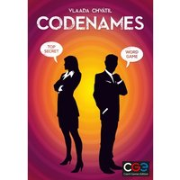 Ex-Display Codenames Board Game Used - Like New