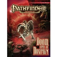 Pathfinder Module Doom Comes to Dustpawn