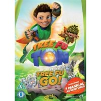Tree Fu Tom, Tree Fu Go DVD
