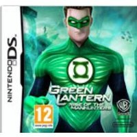 Ex-Display Green Lantern Rise of the Manhunters Game