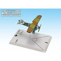 Wings Of Glory Airplane Pack - Fokker E.V (Lowenhardt) Board Game