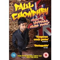 Paul Chowdhry What's Happening White People! DVD