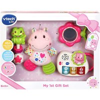 VTech Baby My 1st Gift Set Pink