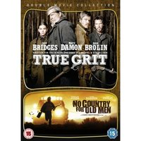 True Grit/No Country for Old Men DVD