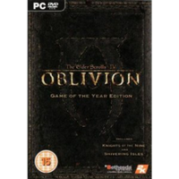 The Elder Scrolls IV 4 Oblivion Game Of The Year Edition (GOTY) Game