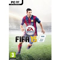 FIFA 15 PC Game (with 15 FUT Gold Packs)