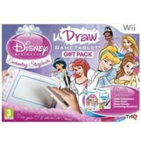 Ex-Display uDraw Tablet Including Disney Princess and uDraw Studio Game