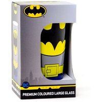 Batman Comics Costume Wrap Glass