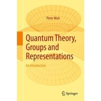 Quantum Theory, Groups and Representations : An Introduction