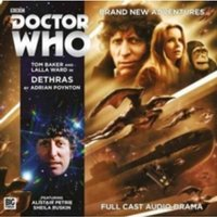 Doctor Who: The Fourth Doctor Adventures: 6.4 Dethras : No. 6.4