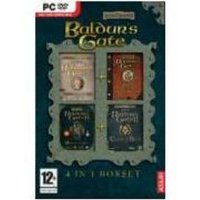 Baldurs Gate 4 in 1 Box Set Game