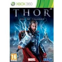 Thor God of Thunder Game Xbox 360