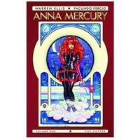Anna Mercury Volume 1: The Cutter