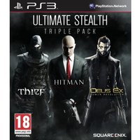 Ultimate Stealth Triple Pack (Thief/ Hitman Absolution/ Deus Ex Human Revolution) PS3 Game