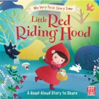 My Very First Story Time: Little Red Riding Hood : Fairy Tale with picture glossary and an activity