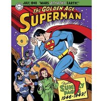 Superman The Golden Age Sundays 1946-1949 Hardcover