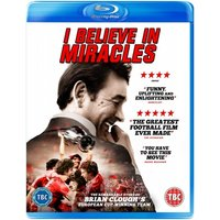 Brian Clough: I Believe in Miracles Blu-ray