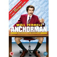 Anchorman 2 Disc Special Edition DVD