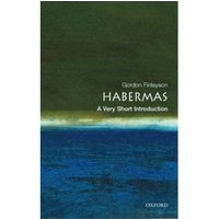 Habermas: A Very Short Introduction by James Gordon Finlayson (Paperback, 2005)