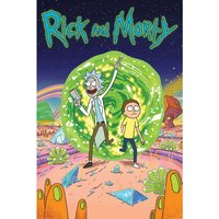 Rick and Morty - Portal Maxi Poster