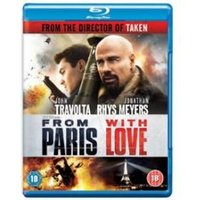 From Paris With Love Blu-Ray