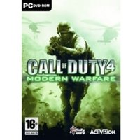 Ex-Display Call Of Duty 4 Modern Warfare Game