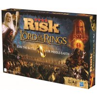 Lord of The Rings Risk Board Game - Damaged Packaging